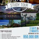 Study Tour Jakarta-Bogor-Puncak