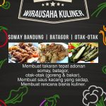 wirausaha kuliner Somay, Batagor, Otak-otak