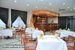 Sarana Pendidikan - Teaching Restaurant STP Trisakti