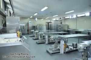 Sarana Pendidikan - Teaching Pastry STP Trisakti