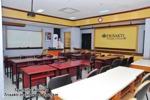 Sarana Pendidikan - Teaching Airlines STP Trisakti