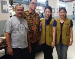 Relawan Pekan Amal Tzu Chi