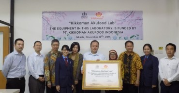 MoA with PT. AKU Food Kikkoman Indonesia