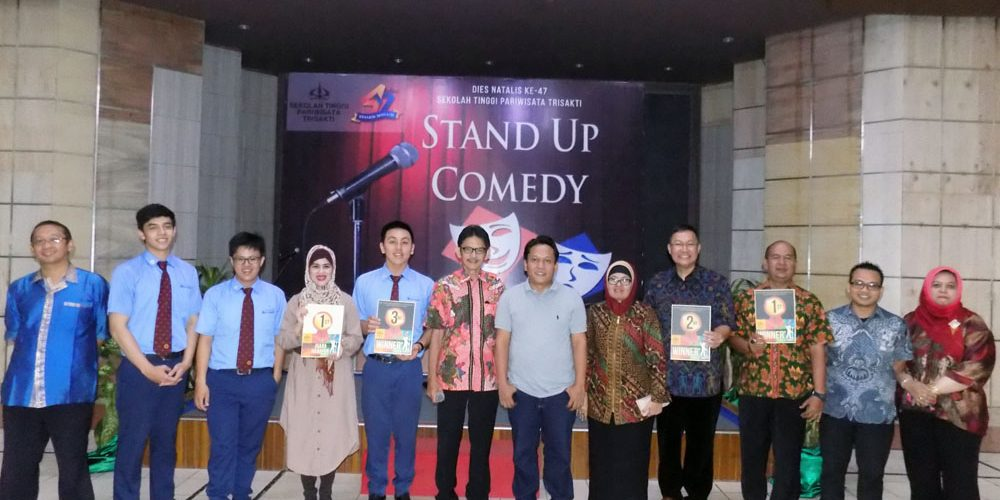 Stand Up Comedy Dies 47 STP Trisakti
