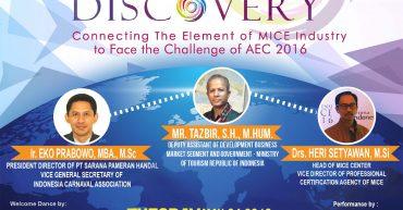 Mice Discovery 2016 STP Trisakti