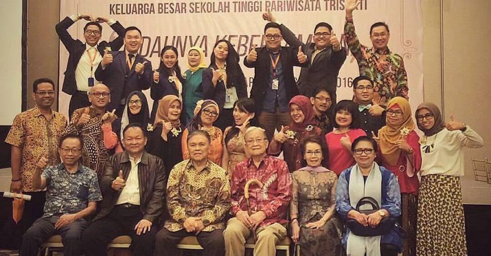 Silaturahim Keluarga Besar STP Trisakti