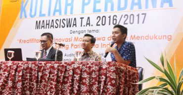 Kuliah Perdana STP Trisakti 2