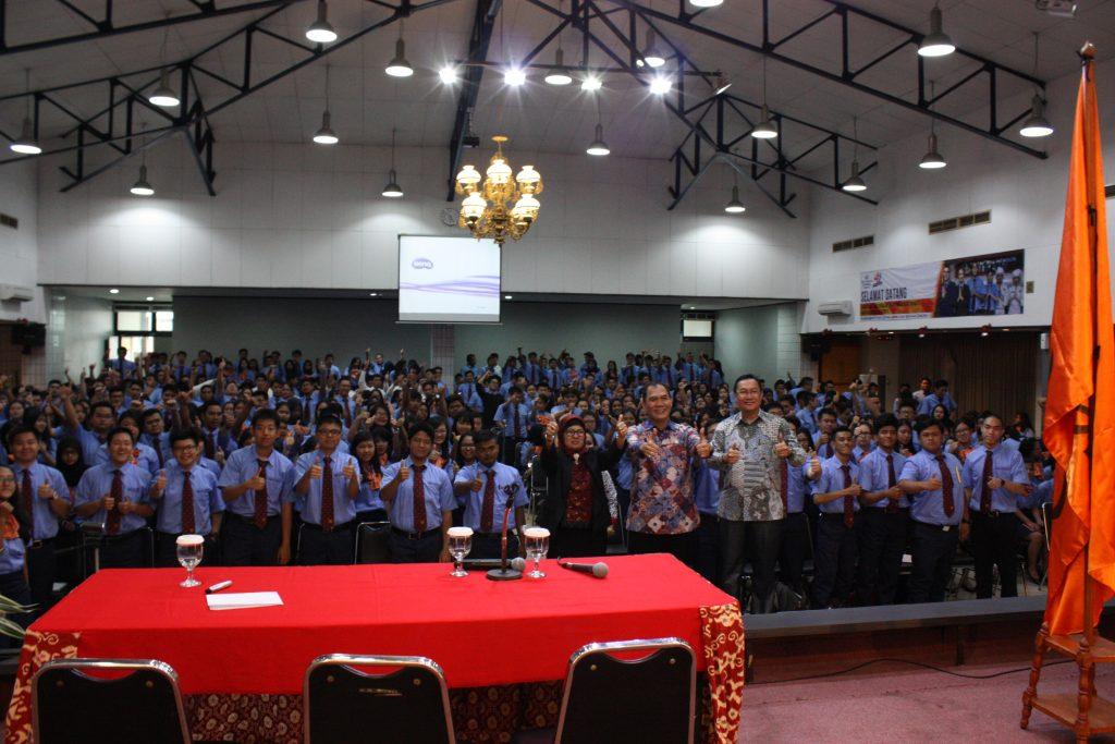 Kuliah Perdana STP Trisakti 1