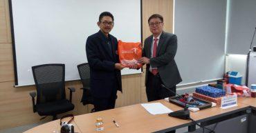 STP Trisakti bekerjasama dengan Korea