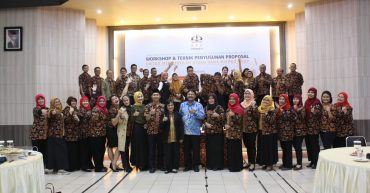 Workshop Proposal Hibah Rispro LPDP