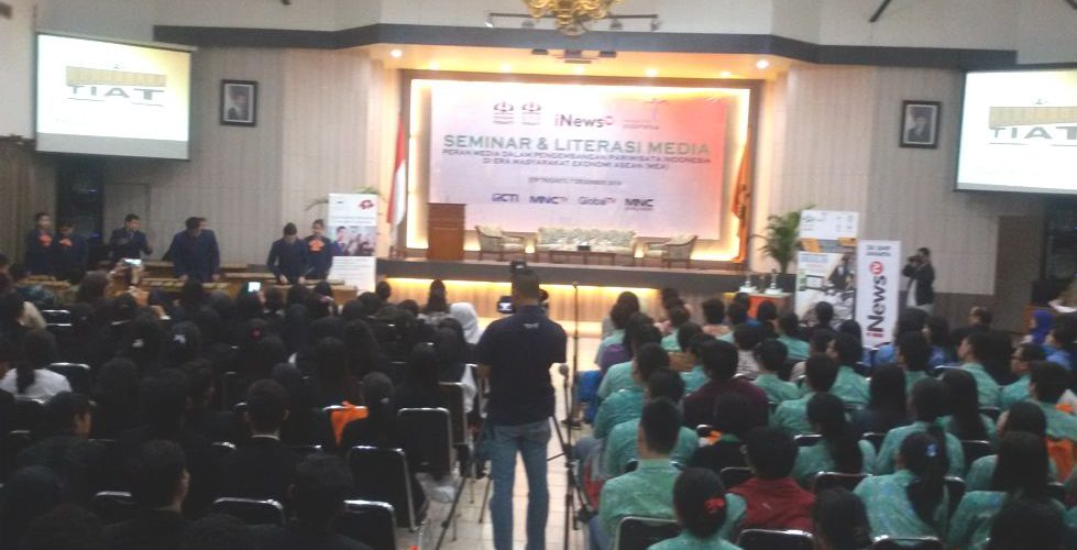Seminar dan Coaching Clinic iNews TV