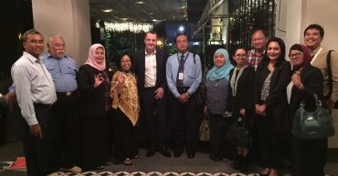 Kunjungan Mr. Gareth Currie - Vice Dean of IMI University Switzerland 2