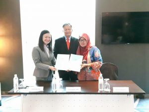 Kunjungan & MoU Signing di Malaysia & Thailand STPT 2