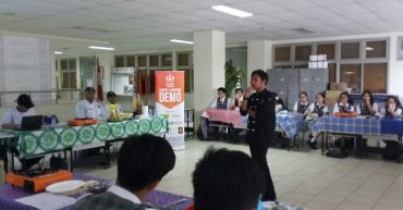 Cooking Demo SMAK Penabur STPT