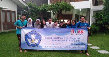 Sosialisasi Program Beasiswa Unggulan Kemenristekdikti Di Gelar