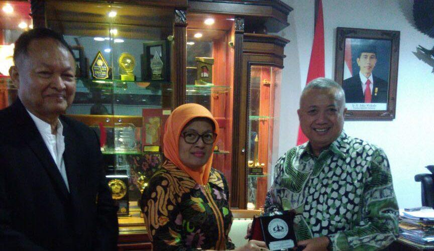 MoU STP Trisakti dengan Pemkab Bantul