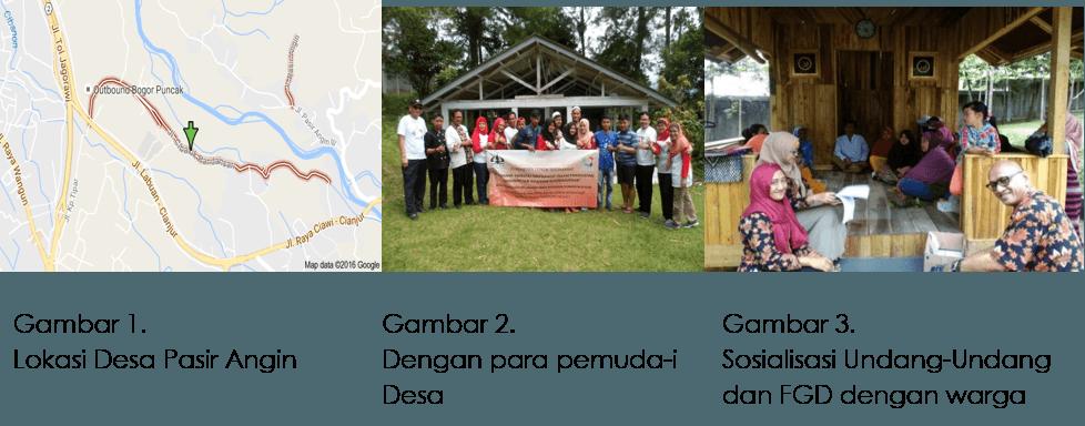 DESA MANDIRI MEMBANGUN INDONESIA