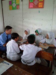 Service Learning Foto kegiatan 1