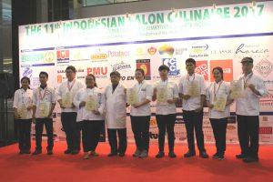 Para Juara Salon Culinary