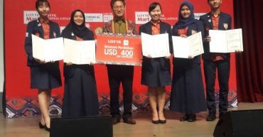 Beasiswa Lotte Foundation