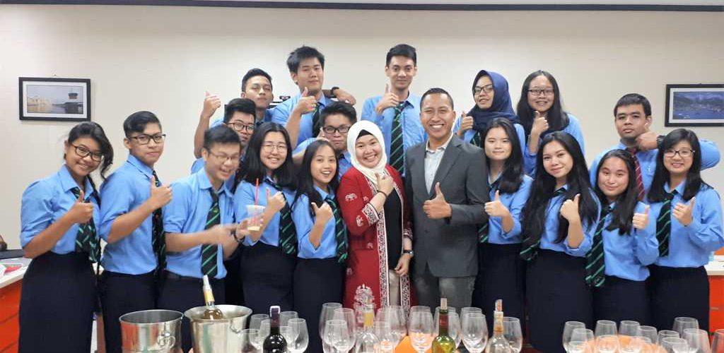 Wine Expert International Program