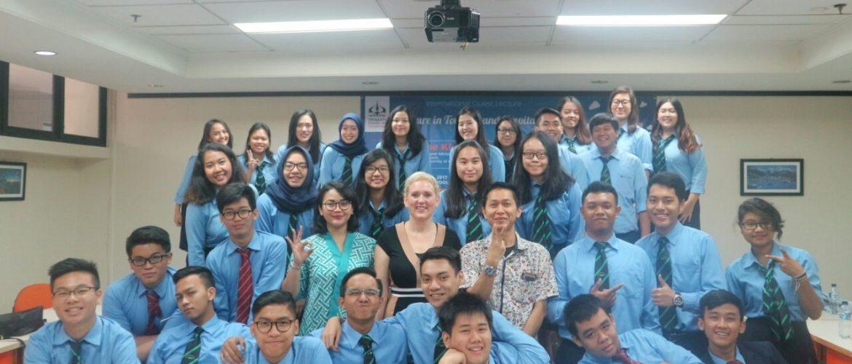 Guest Lecturer Ms. Yvonne Klerks 1