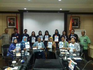 Pelapasan Mahasiswa KKN Merajut Nusantara 2018