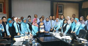 Pelepasan Mahasiswa Peserta Asean Students Volunteer Mission