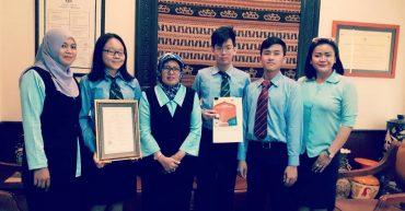 Achievements by International Program Students