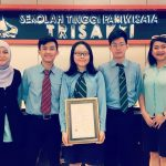 Achievements by International Program Students 1
