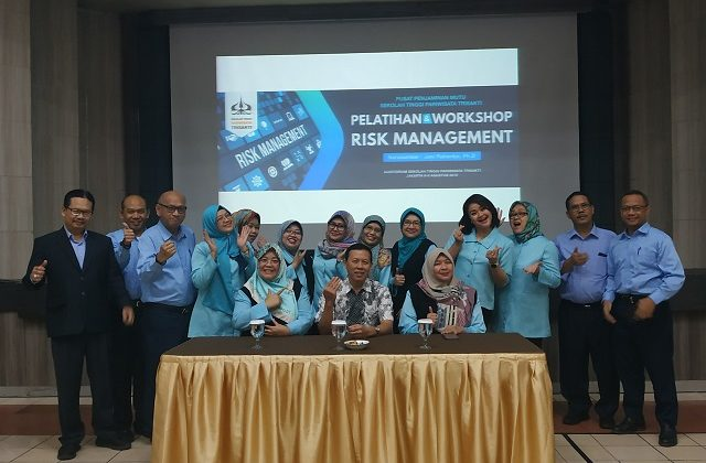 20190808 - Pelatihan & Workshop Risk Manag