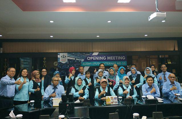 Internal Audit ke-11 2019 - 2