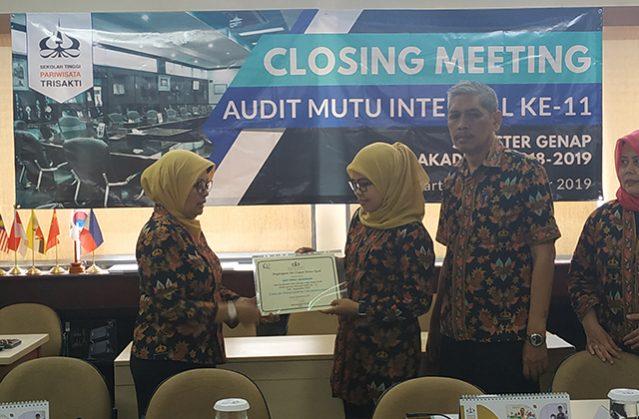 Internal Audit ke-11 2019 - 4