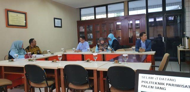 20200310-Kunjungan Poltekpar Palembang 1