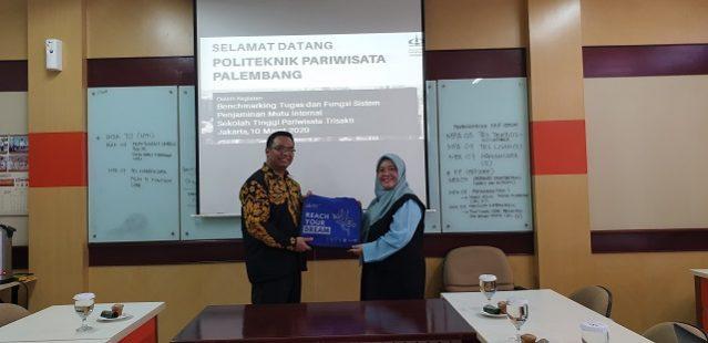 20200310-Kunjungan Poltekpar Palembang 2