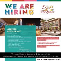 PT. Graha Megaria Raya (CITOS) - Volare Resto open Vacancies : Waiters / Waitresses and Greeter